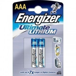 Элемент питания Energizer Ultimate LITHIUM FR6